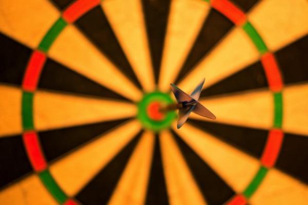 Bulls eye 1044725 1280